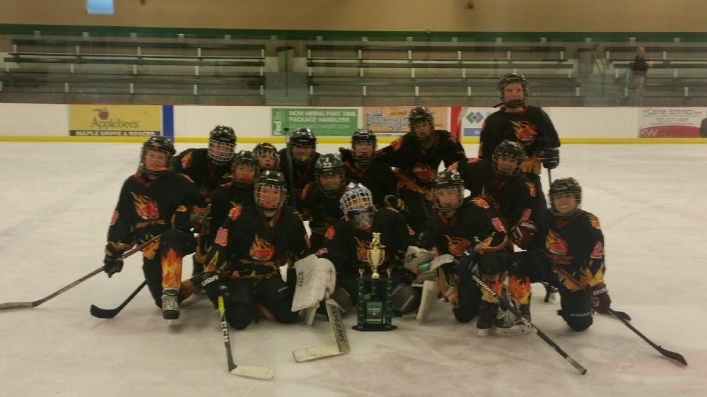 Rapid Fire Hockey